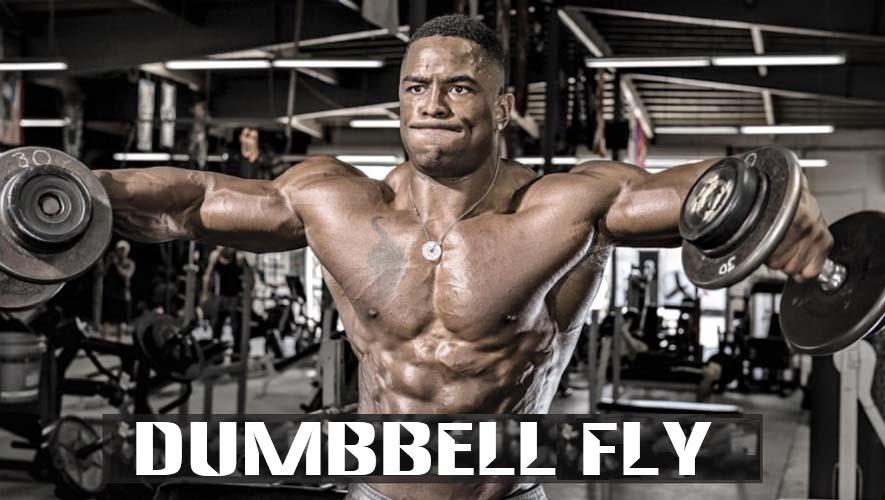 Intense Shoulder Workout - Dumbbell Fly