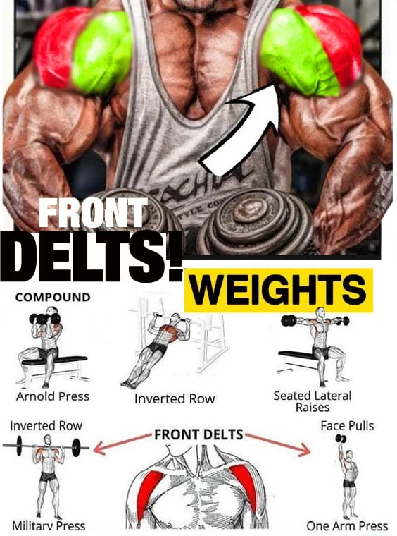 Shoulder intense exercises