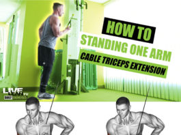 Cable Triceps Extantion