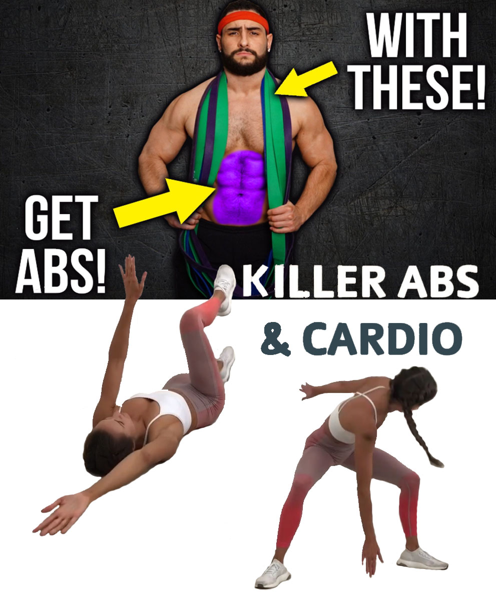 KILLER ABS & My favourite cardio