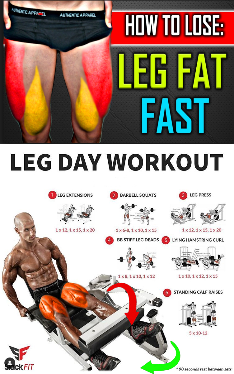 Leg Day Workout
