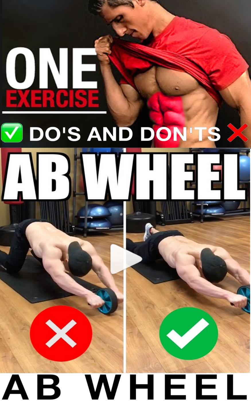 Ab Wheel Proper Form