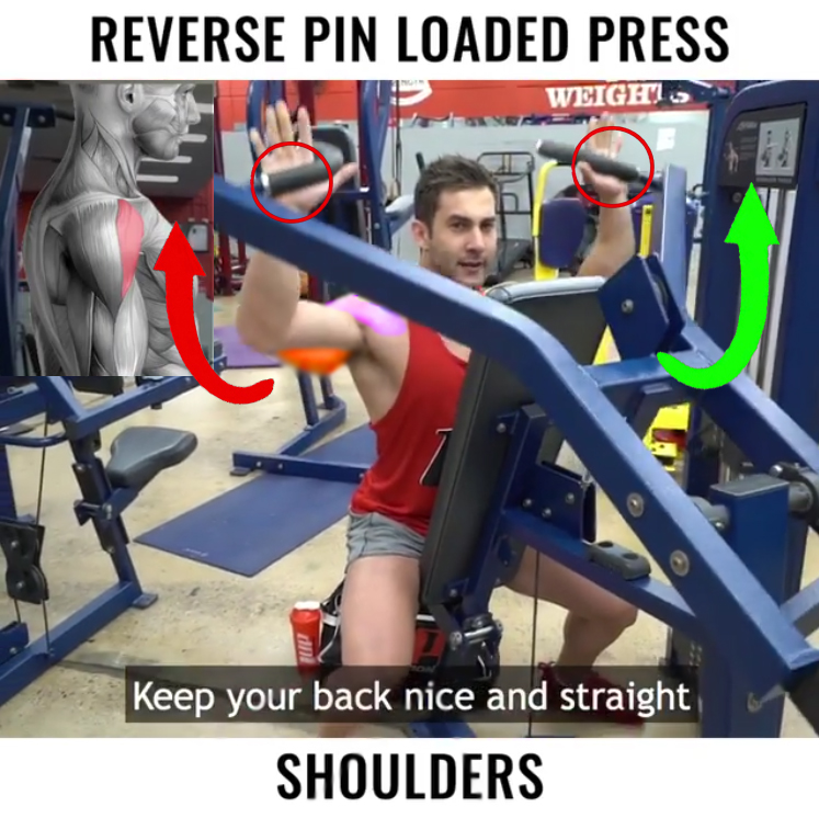 HOW TO PIN LOADED PRESS
