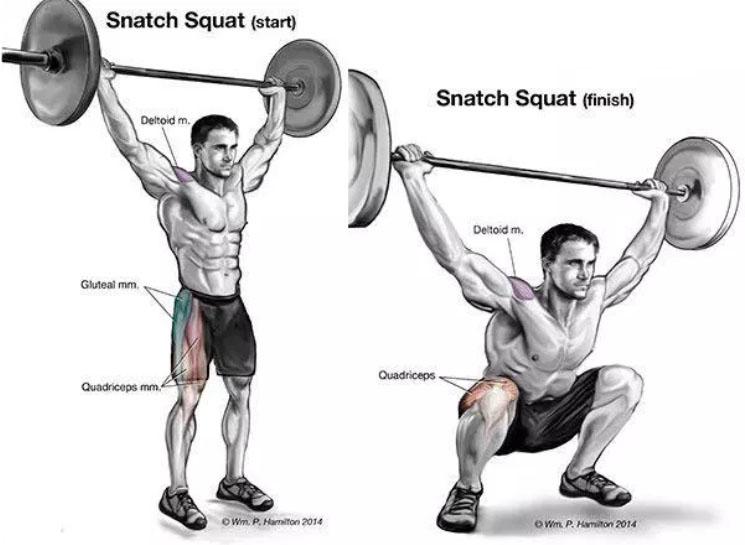 Squat Snatch