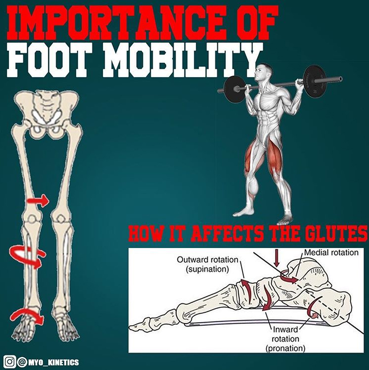 WHY FOOT MOBILITY IS SO IMPORTANT