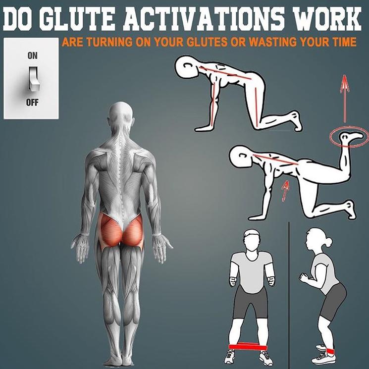 Glute Activation Drills