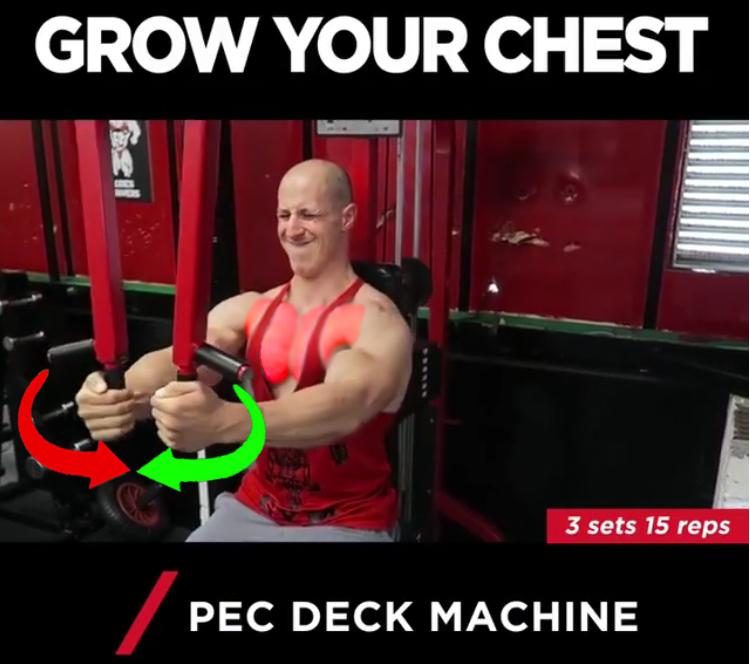 PEC DECK MACHINE