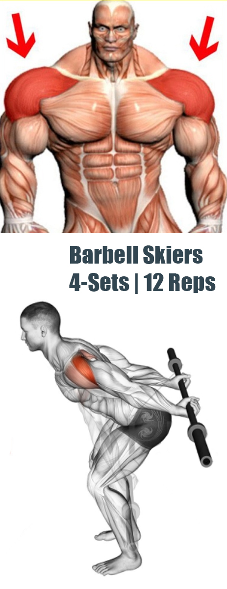 Barbell Skiers