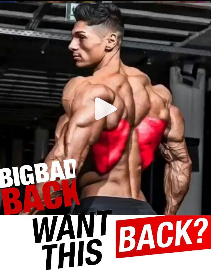 HOW TO BIGGER HUGE BACK