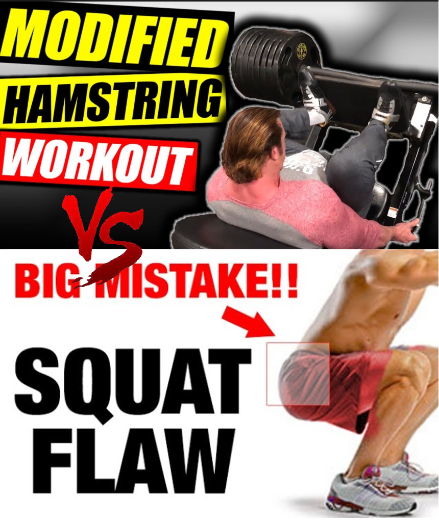 KNEE PAIN BIG MISTAKE WHEN SQUAT