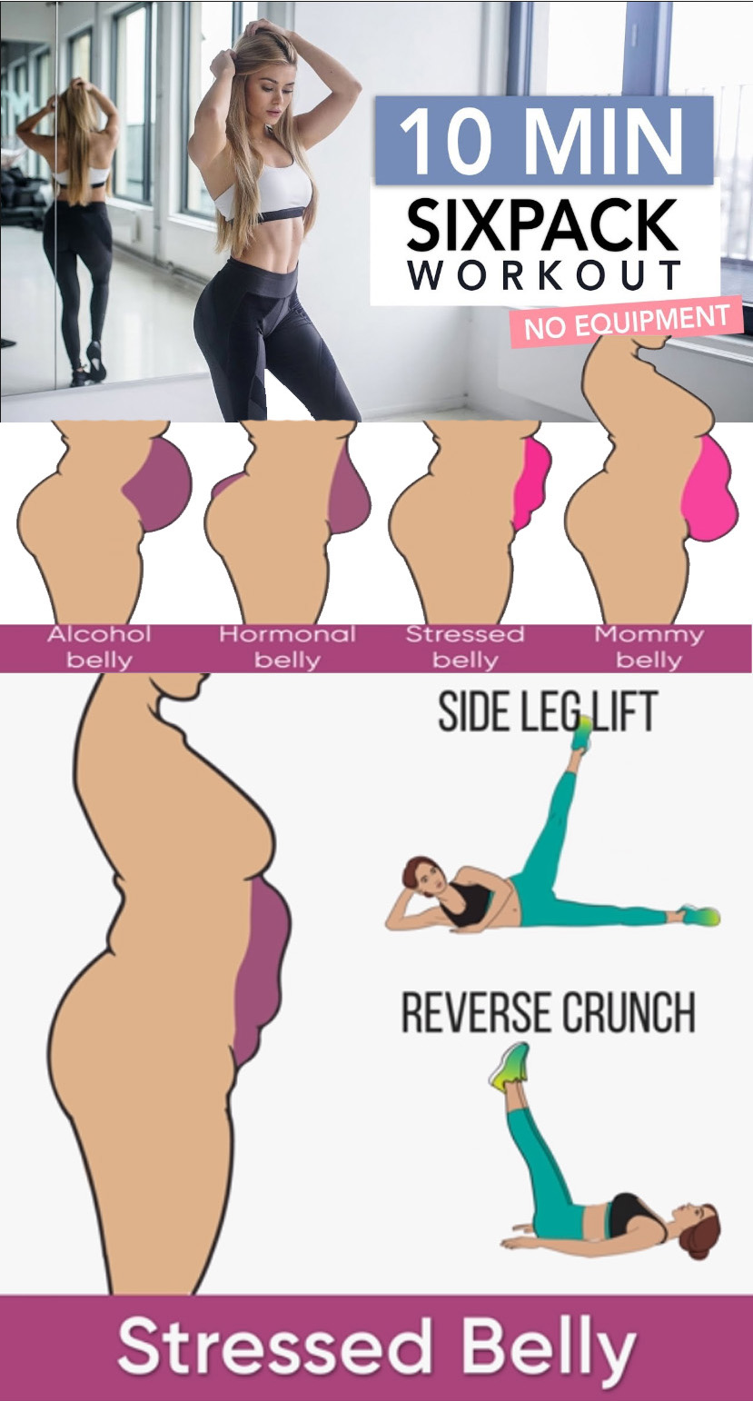 Six Pack workout for Belly