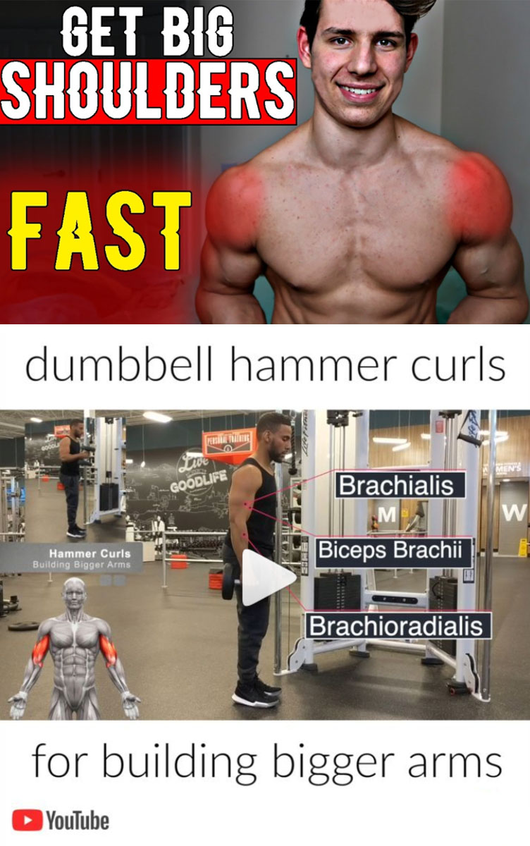 DUMBBELL HUMMER CURLS