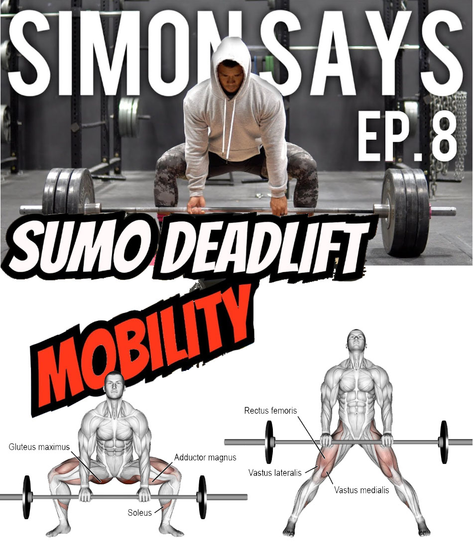 SUMO DEADLIFT MOBILITY