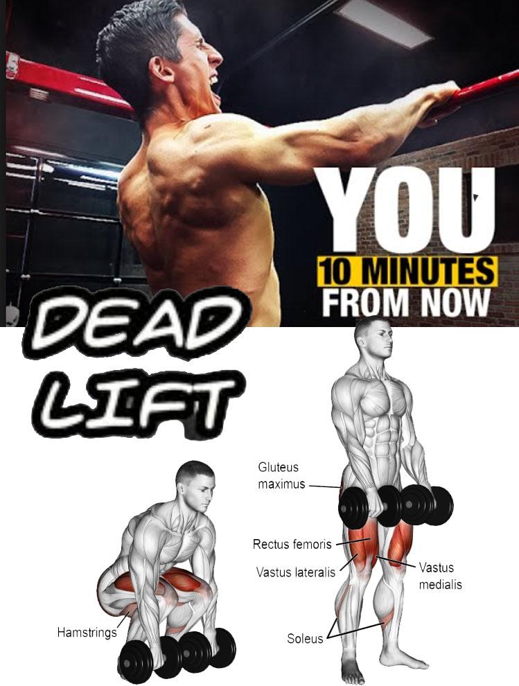 DB DeadLift