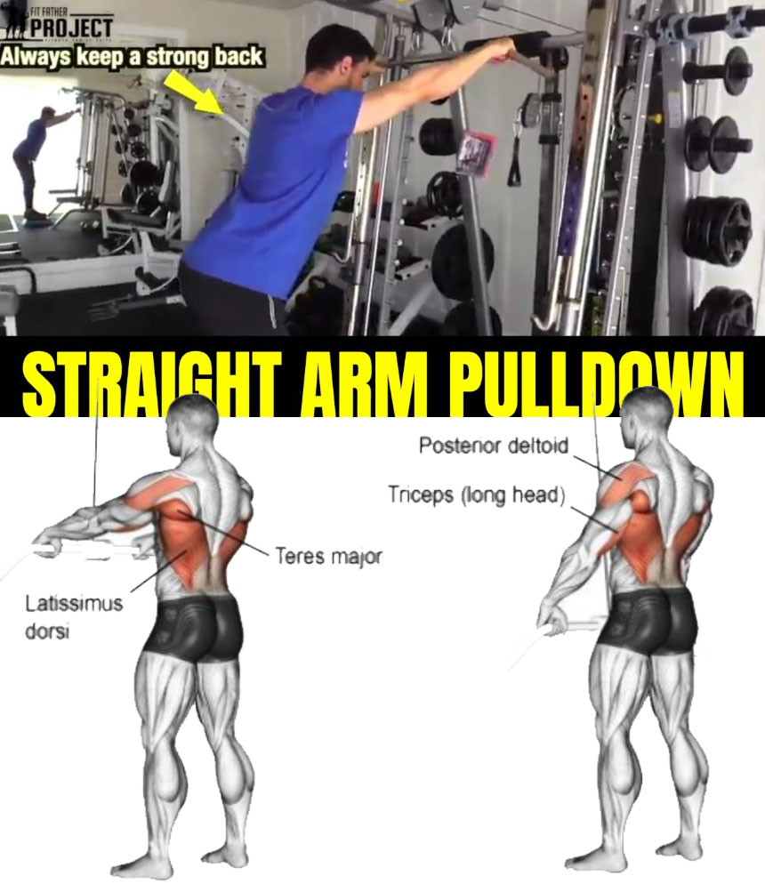 LAT PULLDOWNS