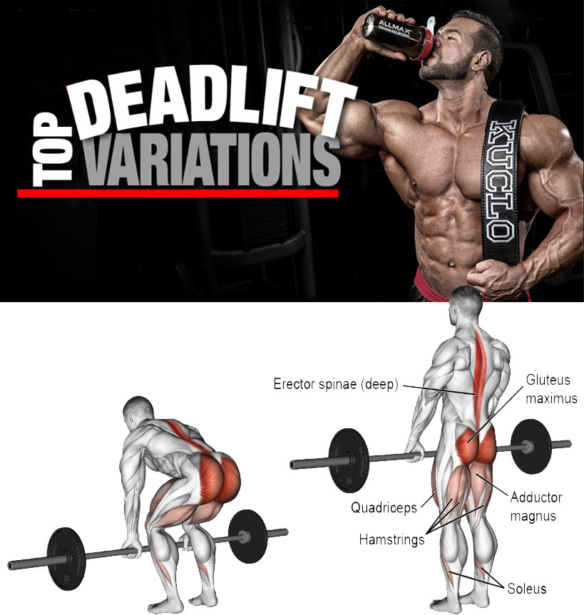 LEG DEADLIFT