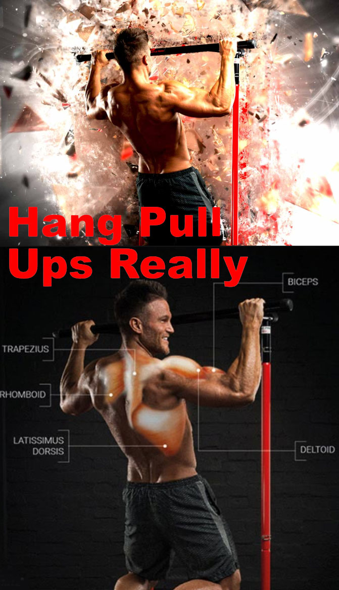 Pull Ups Really Good Exercises