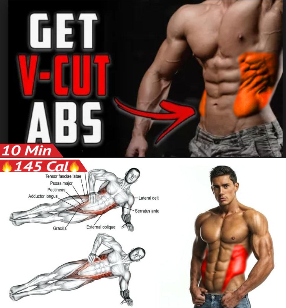 GET V-CUT ABS