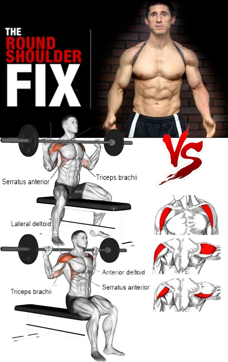 HOW TO BEHIND THE NECK SHOULDER PRESS