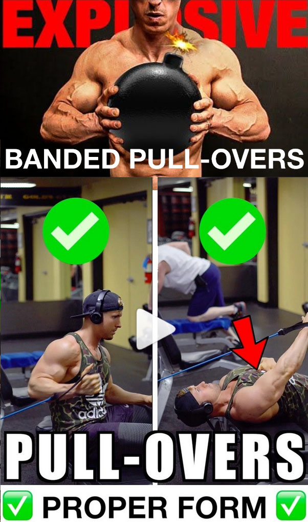 Arm Pull Overs