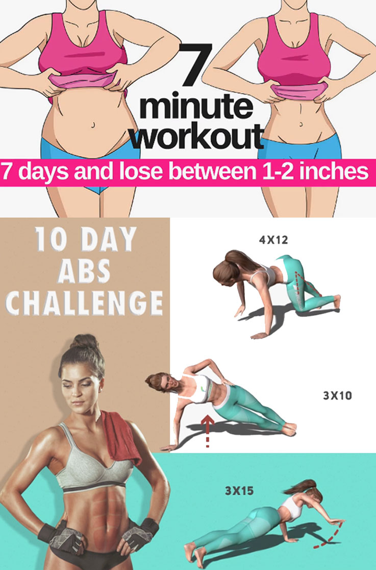 7 Minute Workout ABS