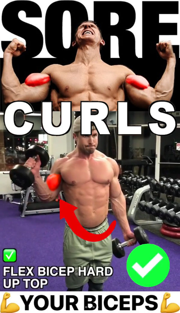 Neutral grip wide curls
