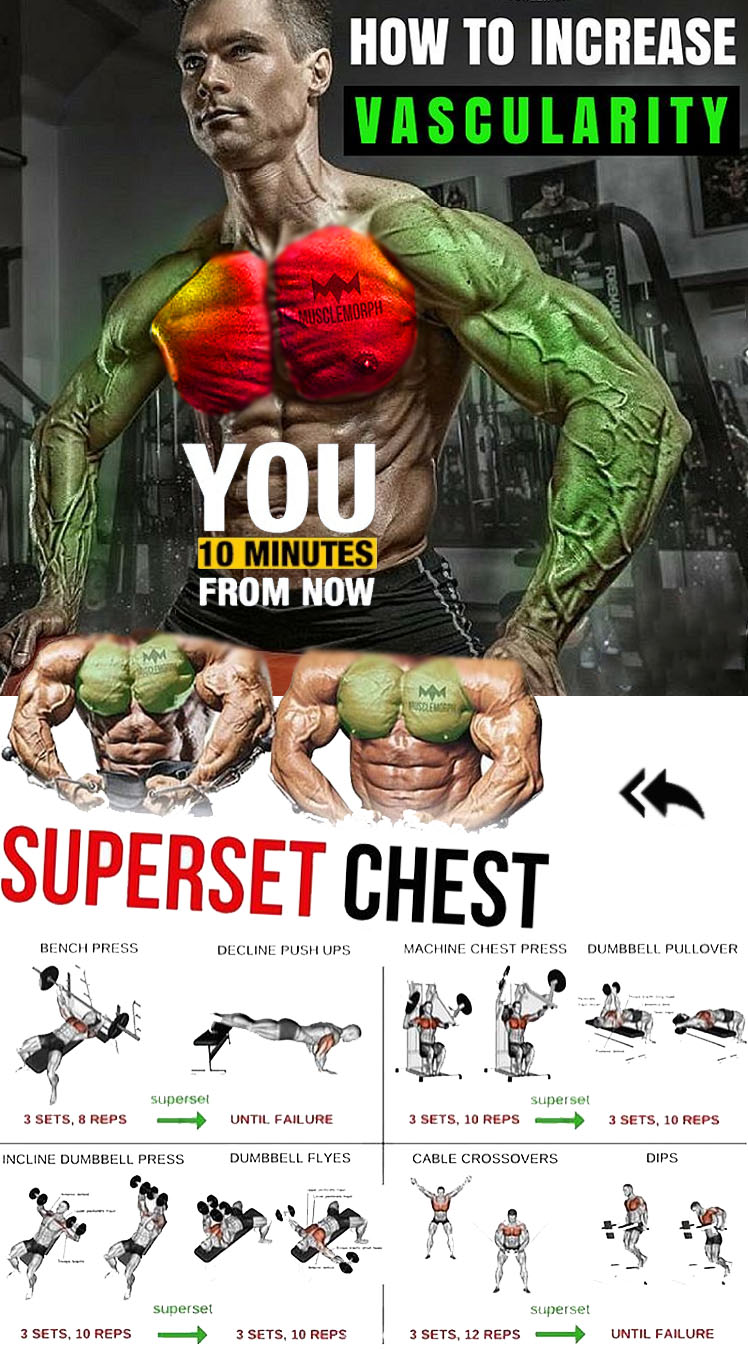 Most Effective Chest Exercises