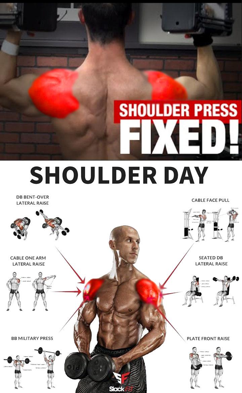 Shoulder Day | Exercises