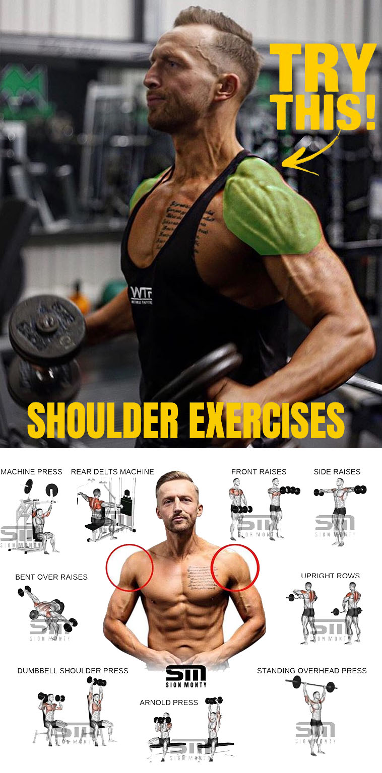 BUILD BIGGER SHOULDER GUIDE
