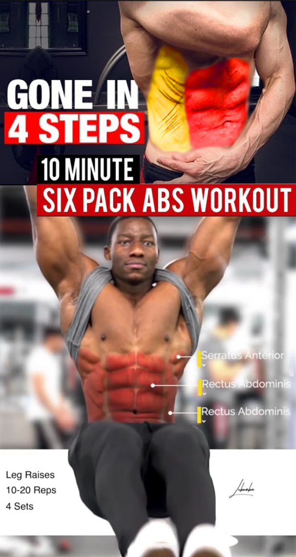 6 Pack Abdominal