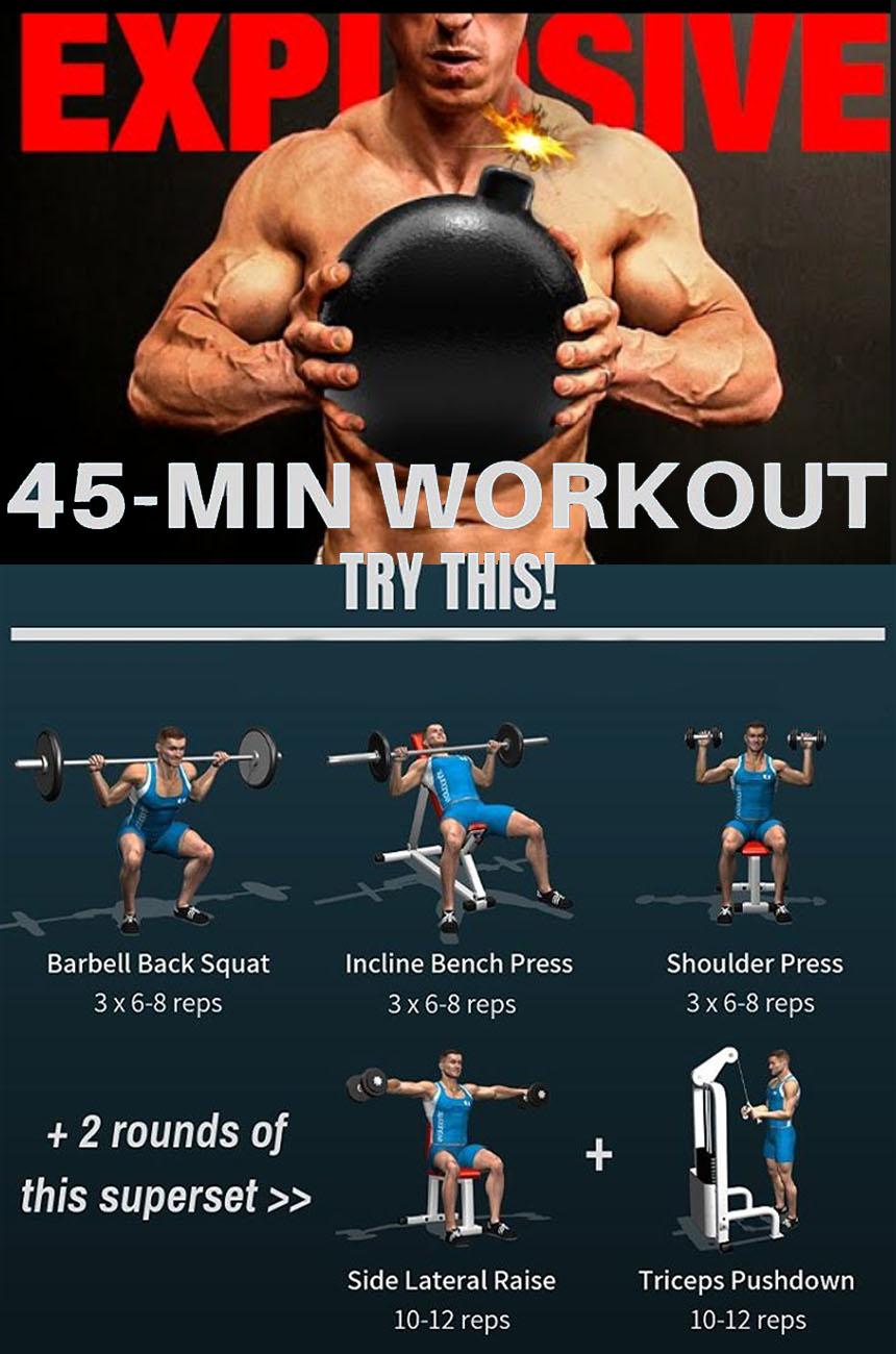 45-Min Workout
