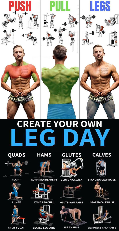 GUIDE: LEGS EXERCISES