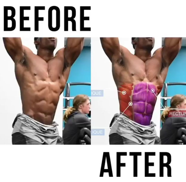 SIX PACK TOP EXERCISES