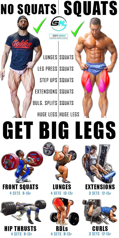 GET BIG LEGS