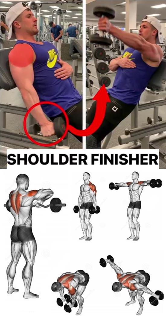 Shoulder Exercises Tips