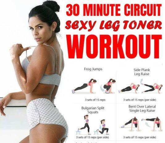 Leg Tone Workout