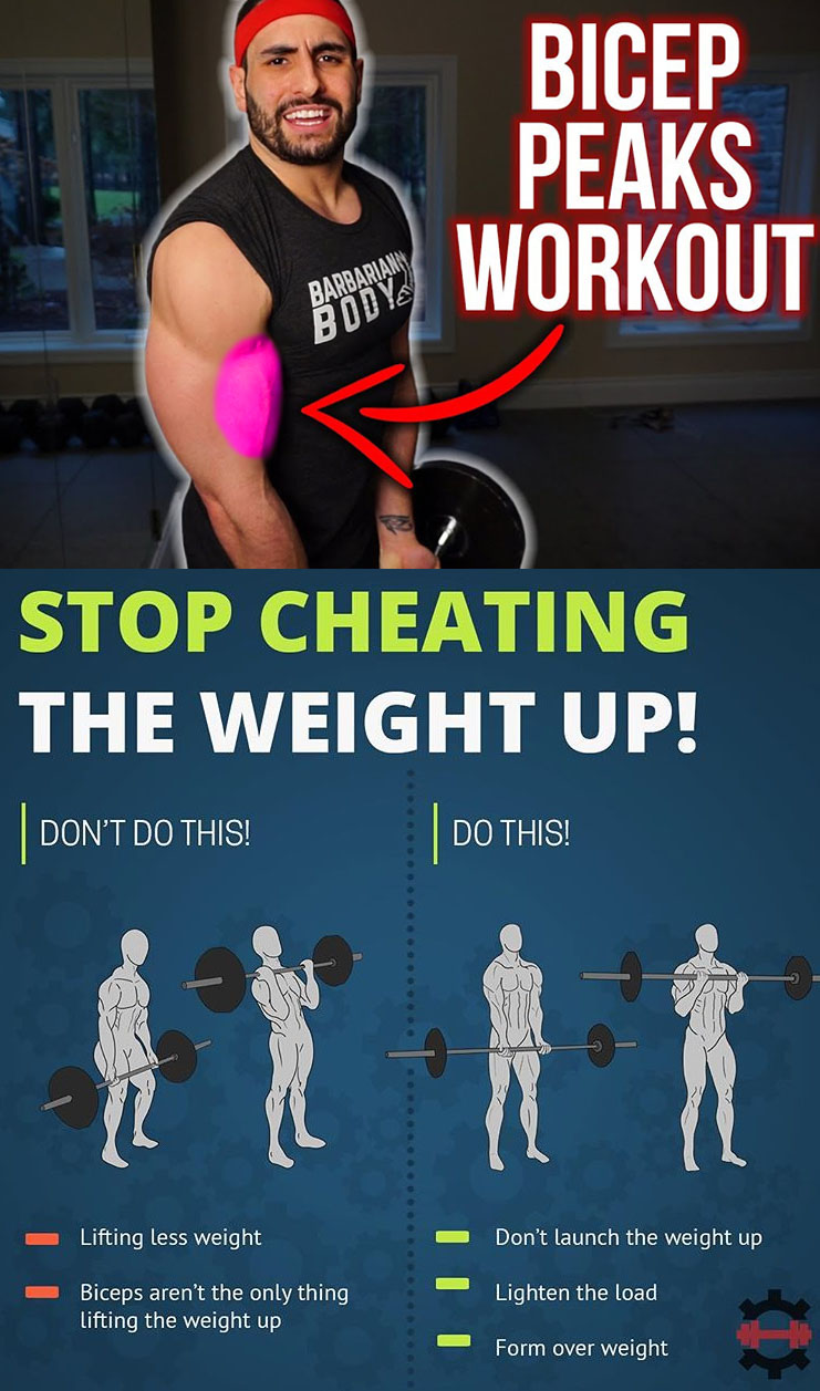 STOP CHEATING THE WEIGHT UP