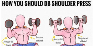 DUMBBELL SHOULDER PRESS GUIDE