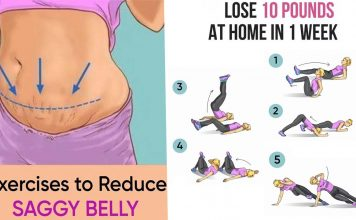 How to Reduce Saggy Belly