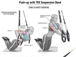 How to Do Full-Body TRX Workout