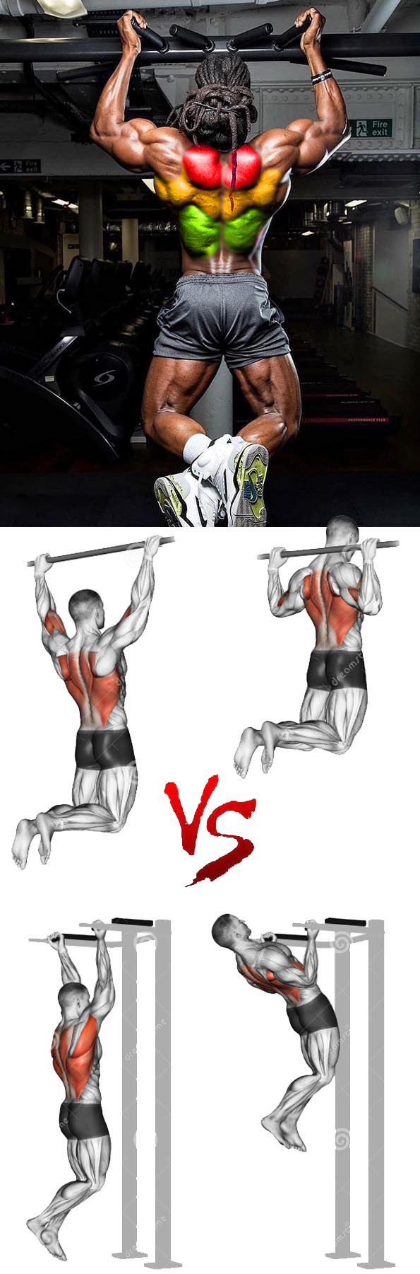 How to Pull Ups