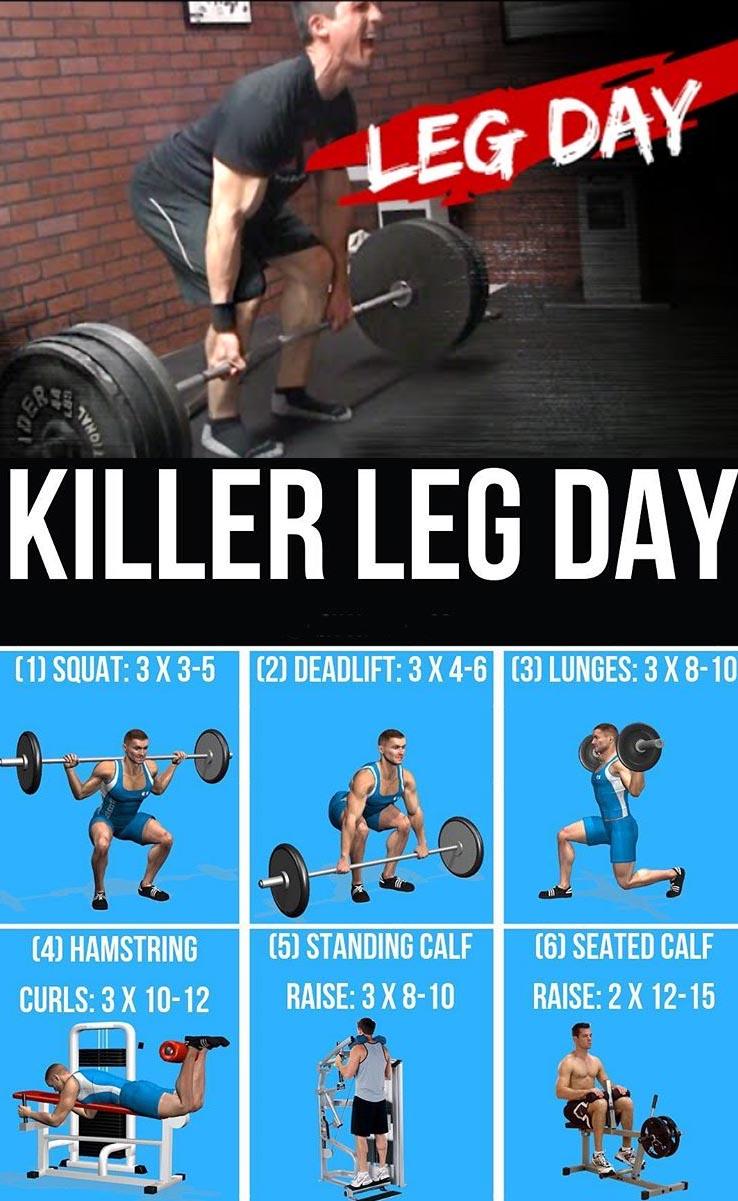 killer leg day