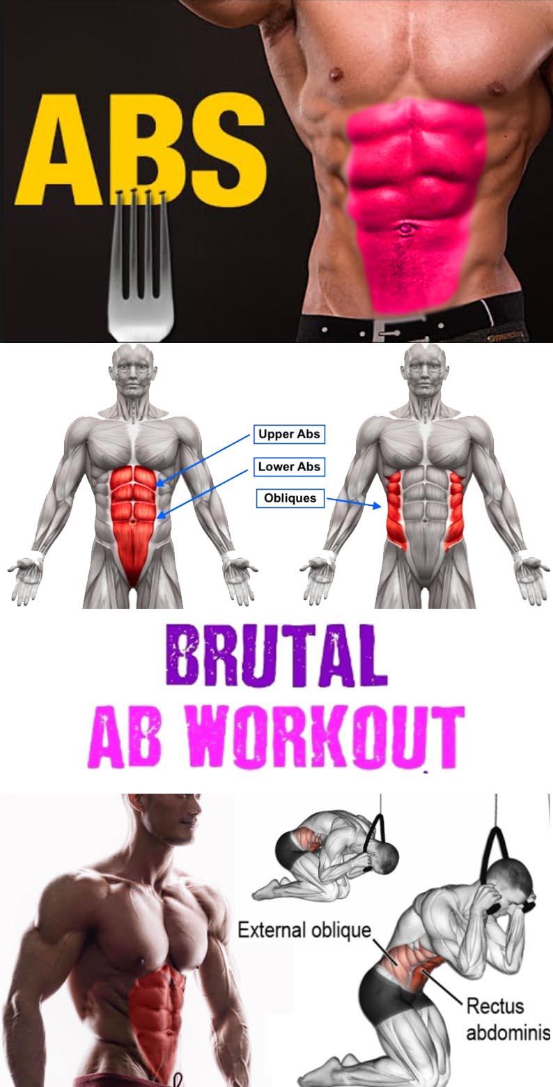 Brutal AB Workout