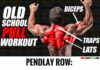 PENDLAY ROW: HOW TO TARGET DIFFERENT MUSCLES