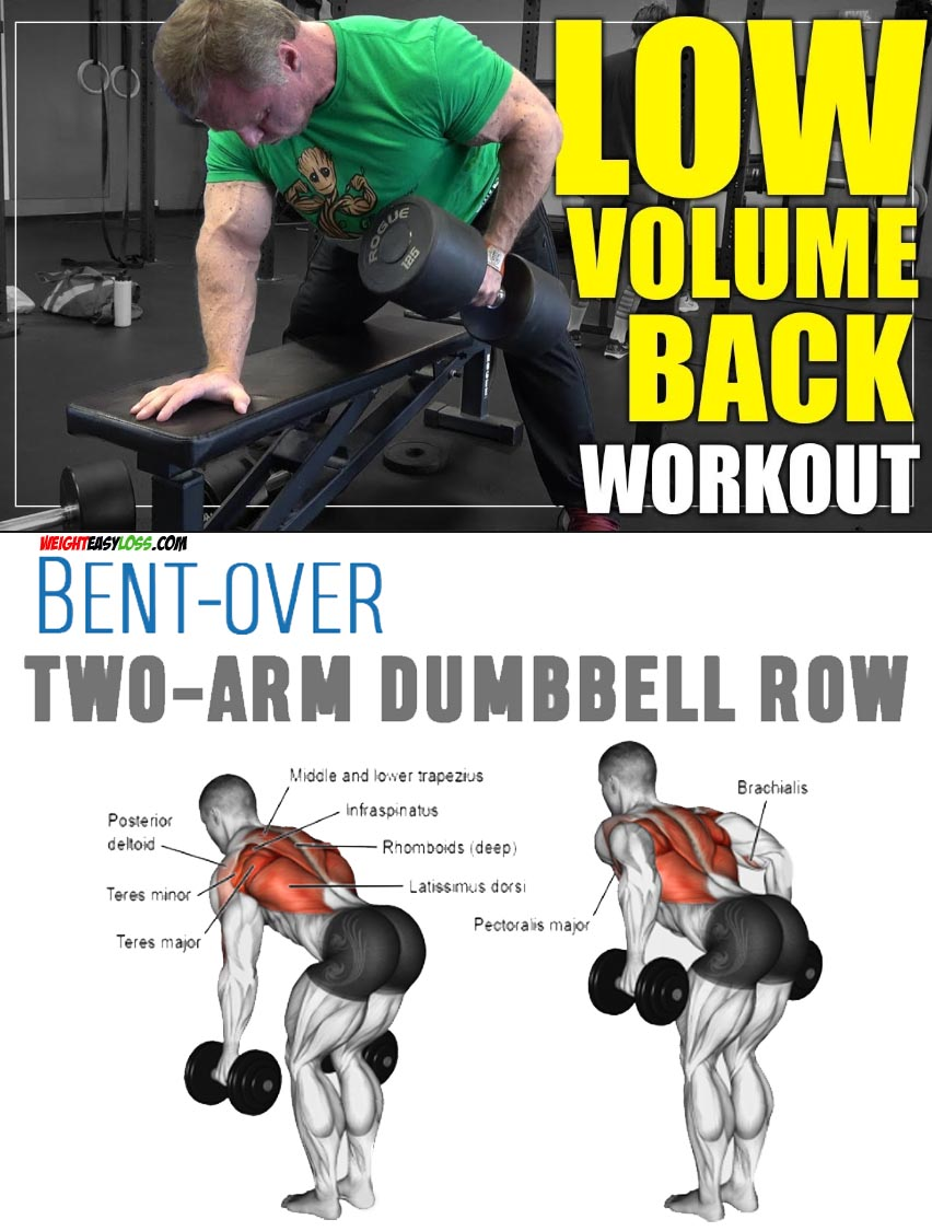 How To Do Arm Dumbbell Row