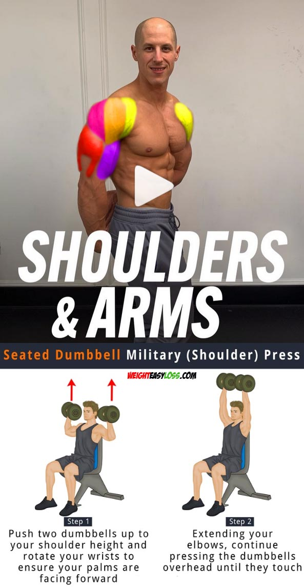 Full Shoulders & Arms Workout