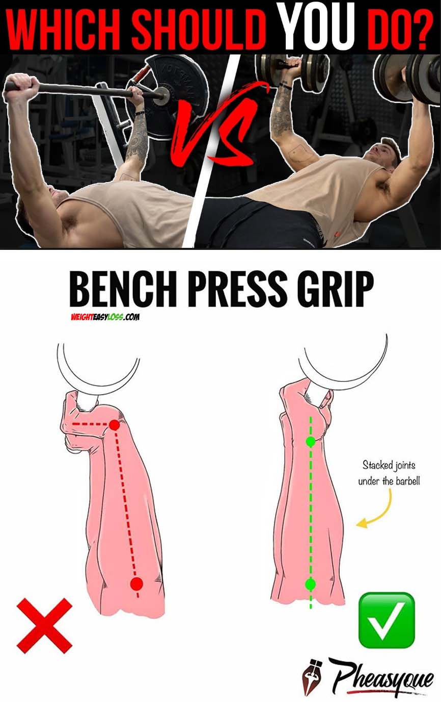 BENCH PRESS GRIP