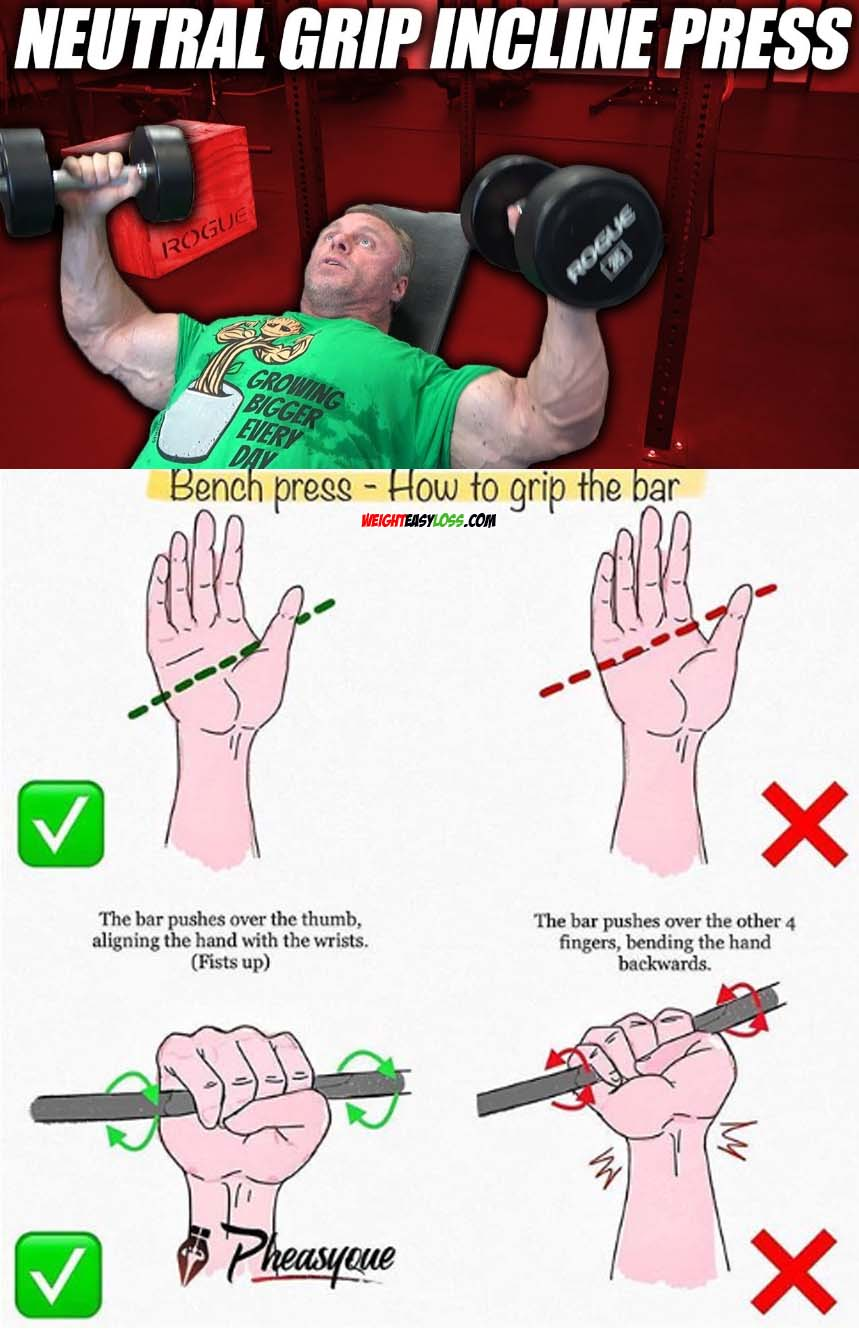 HOW TO BENCH PRESS GRIP