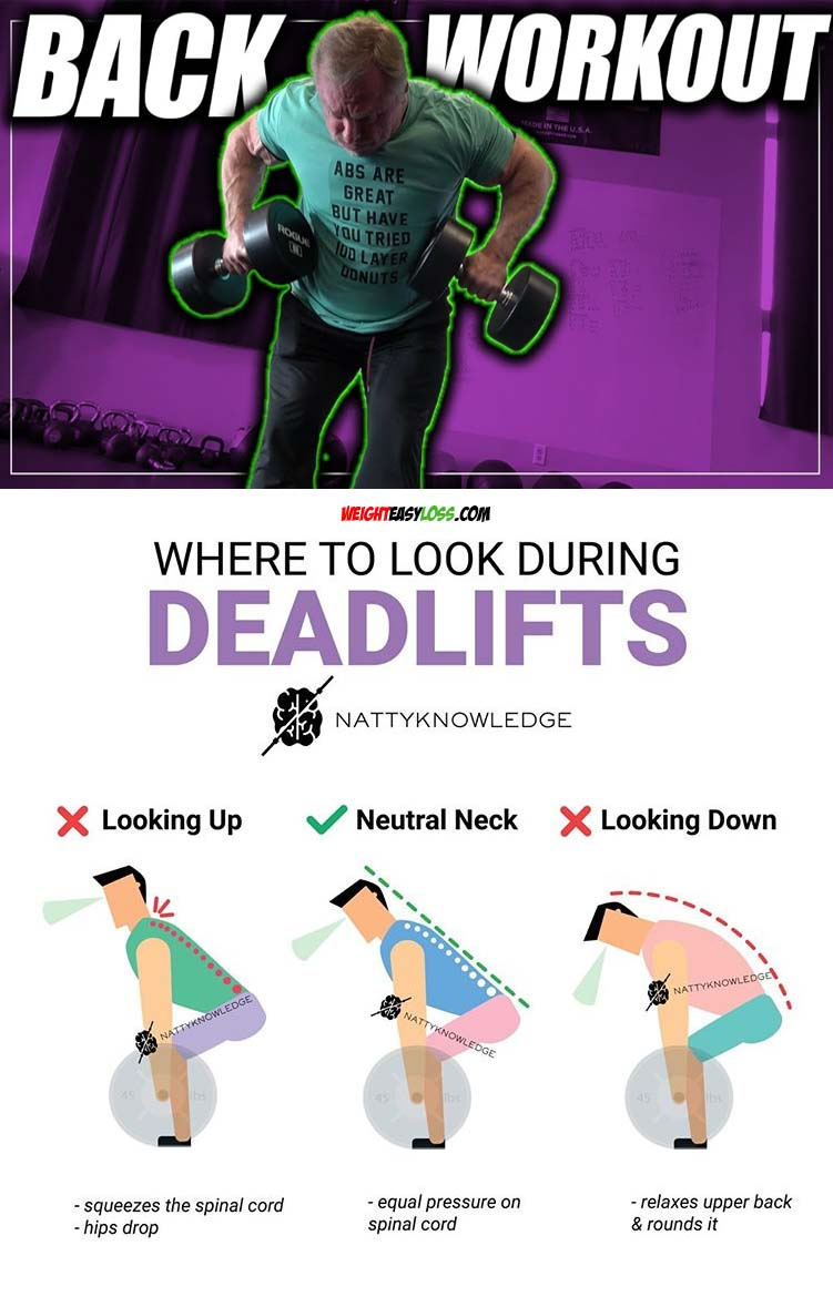 DEADLIFT MUSCLES WORKOUT