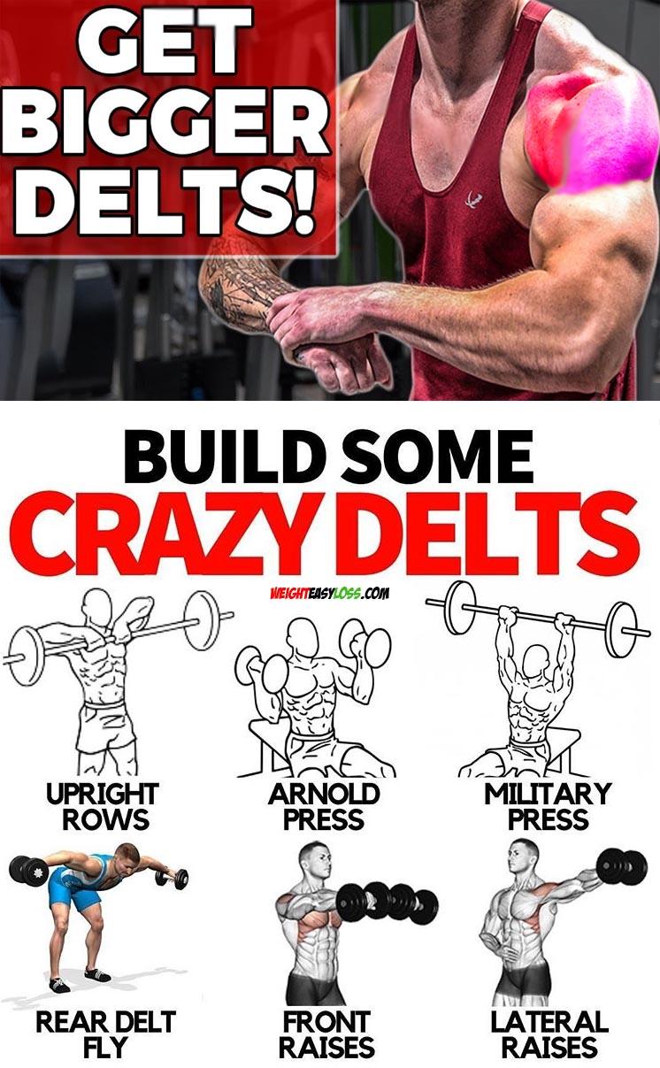 Build Delts